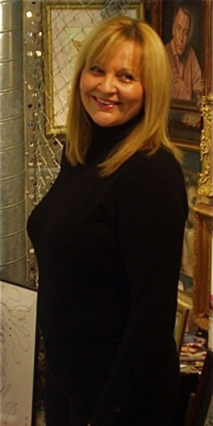 Adeoye's teacher, Eva Malikova