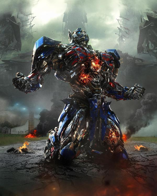 Transformers, Optimus Prime, 600