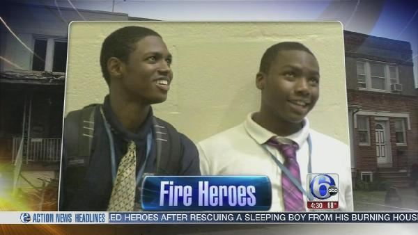 These teens really downplayed their heroics.