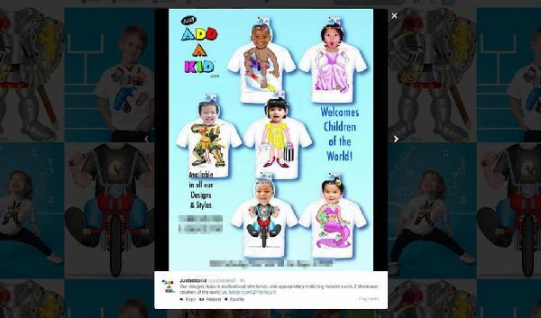 Clothing line image, monkey2