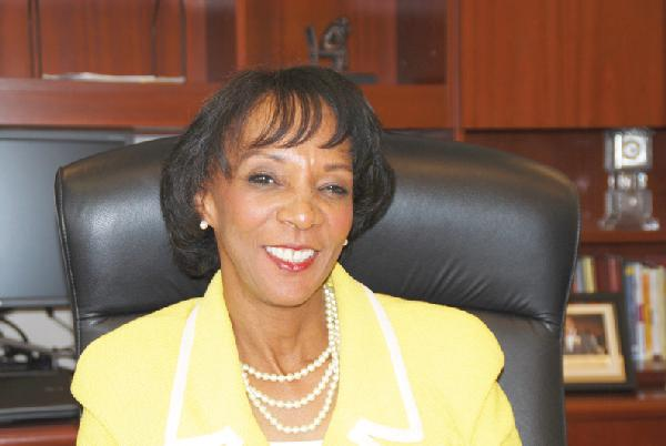 Jackie Lacey, Los Angeles District Attorney