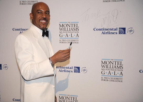 The Montel Williams MS Foundation Gala