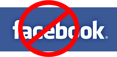 Facebook No More