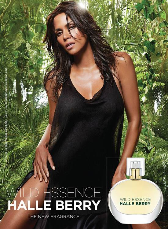 'Wild Essence Halle Berry'