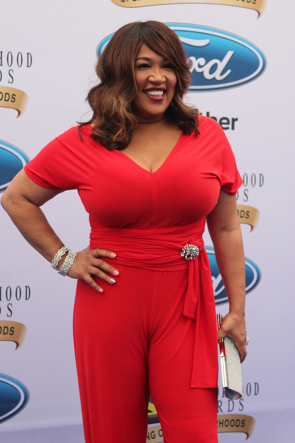 Kym Whitley joined in on the festivities!