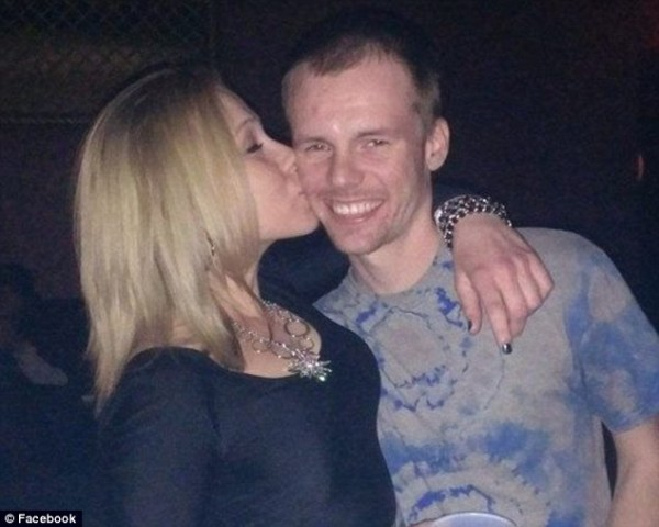 Savagely beaten: Meredith Cole and her boyfriend Alex Vessey were both treated at hospital for serious injuries after being assaulted in Springfield, Missouri