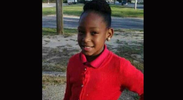 Hiawayi Robinson was murdered one week before her 9th birthday.