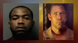 Justin Lee Seay (L) Denzel Washington (R) Comparison? Naw...