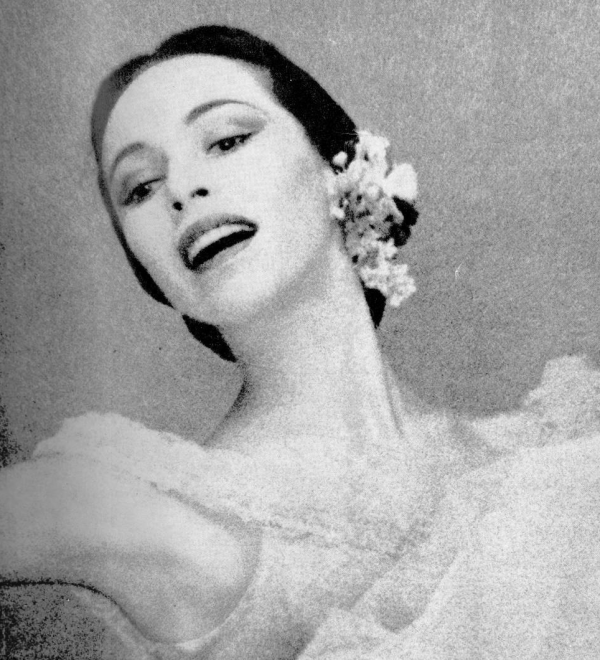 Maria Tallchief is just one of the 100+ Native American women celebrated in author K Schallers new book