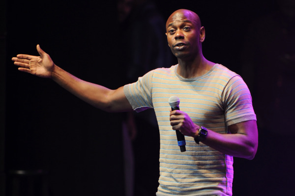 Comedian Dave Chappelle speaks his mind on the Donald Sterling controversy.