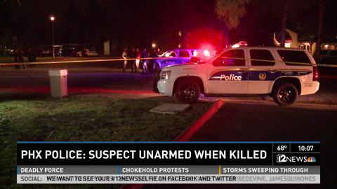 Phoenix Police Killing