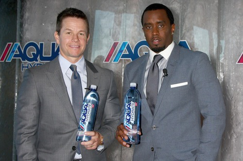 The Aqua Hydrate Press Conference in West Hollywood
