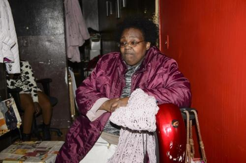 'I'm furious. I couldn't go out and get water from a hydrant,' said Beverly Corbin, 61, who is confined to a wheelchair.