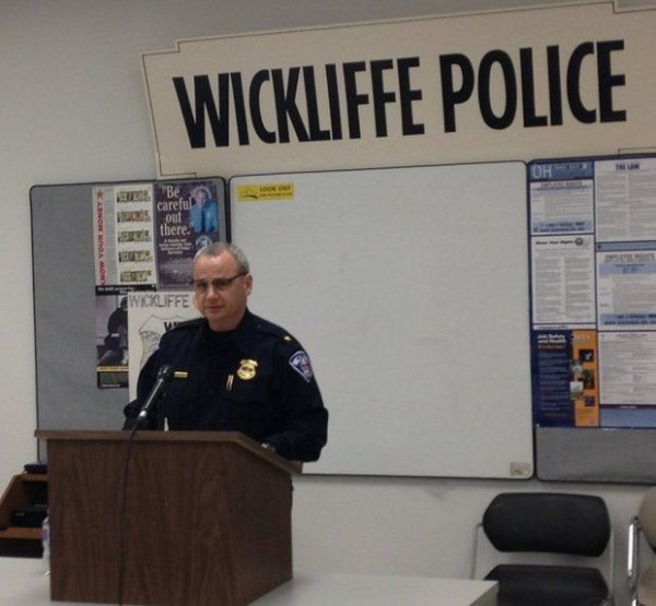 Wickliffe Police Chief Randy Ice said at a Monday news conference that the beating death of a 2-month-old girl is one of the most egregious crimes he's seen in his 30 years as a police officer.