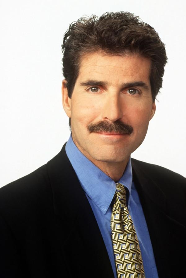 TV personality and pundit, John Stossel