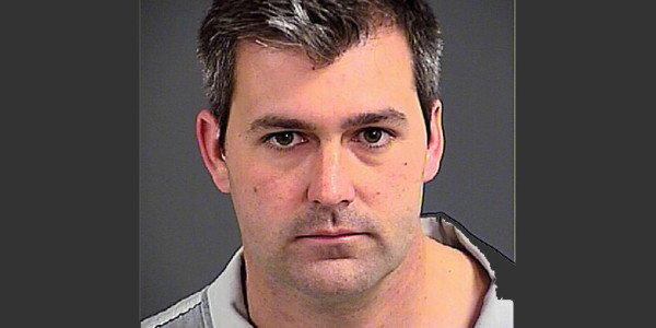 Fired SC Police Officer, Michael Thomas Slager. Shunned even by fundraising site, GoFundMe