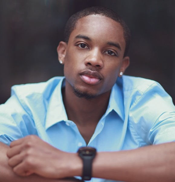 John A. Baker, poet, comedian, producer and wealthy Young Black Man who uses technology to be a winner