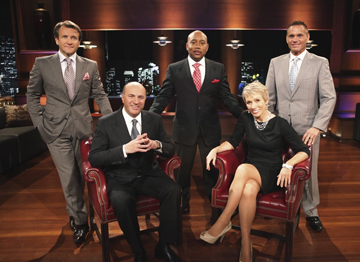 Though we'd like to think advice from these professionals is simply that, and nothing 'personal'...in this instance I believe the African American businessman should have found a professional way to correct O'Leary.