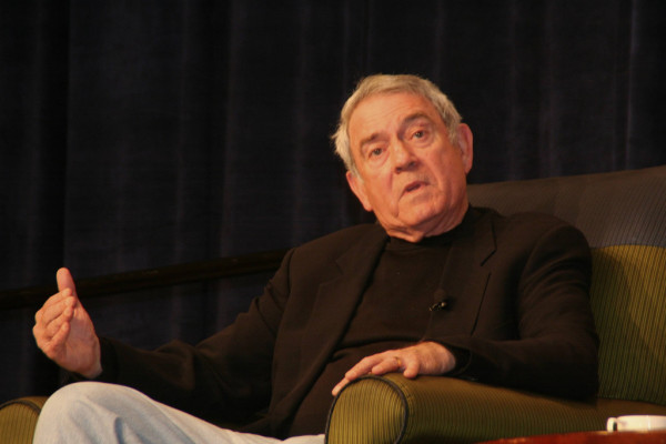 Dan Rather, former news anchor at CBS.
