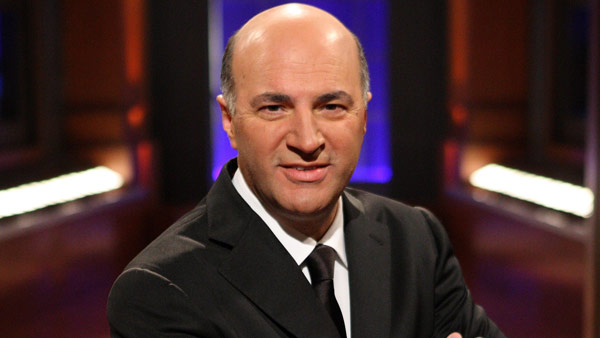 "Kevin O'Leary, ""Shark Tank"" on ABC"