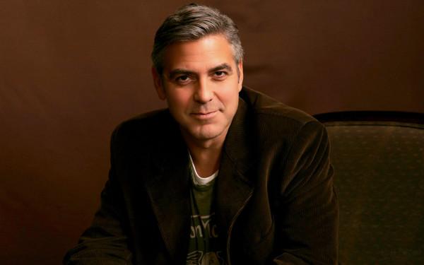 The very debonair George Clooney