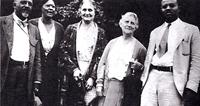 Founding NAACP members