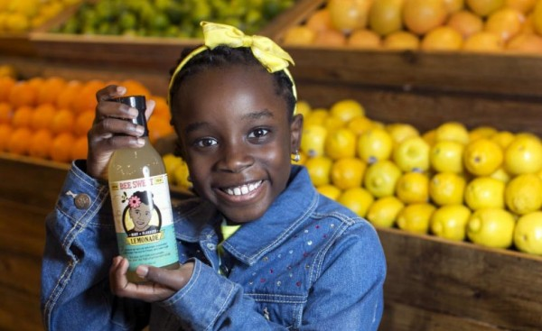 Mikaila Ulmer, 9. is a bee advocate and the founder of BeeSweet Lemonade