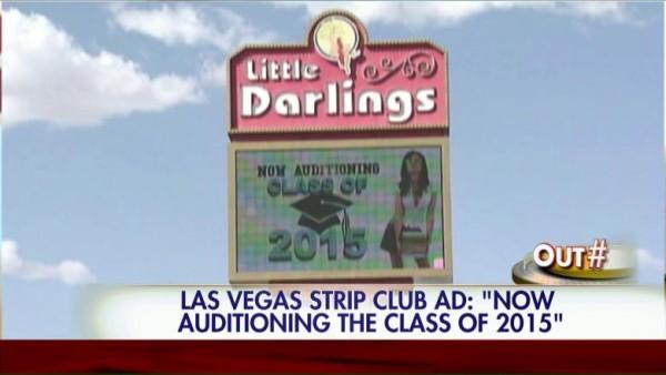 Little Darlings Ad