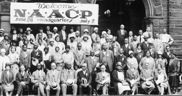 NAACP Conference, 1929