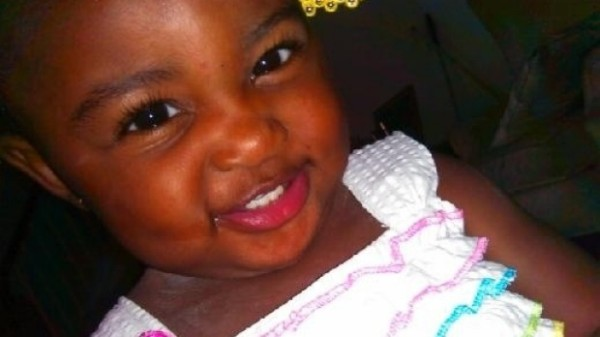Leasia Carter, 2-years-old
