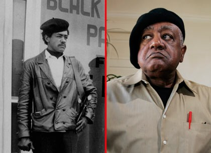 Bobby Seale, Then and now.