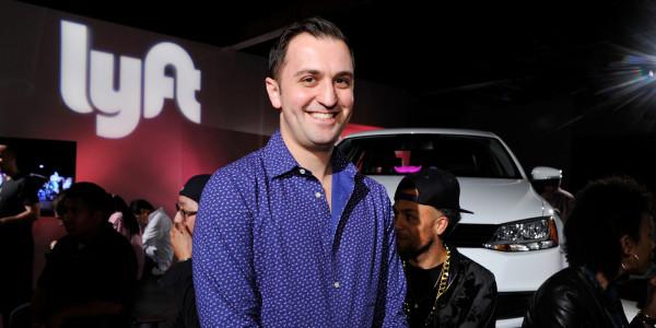 Lyft Co-founder, John Zimmer