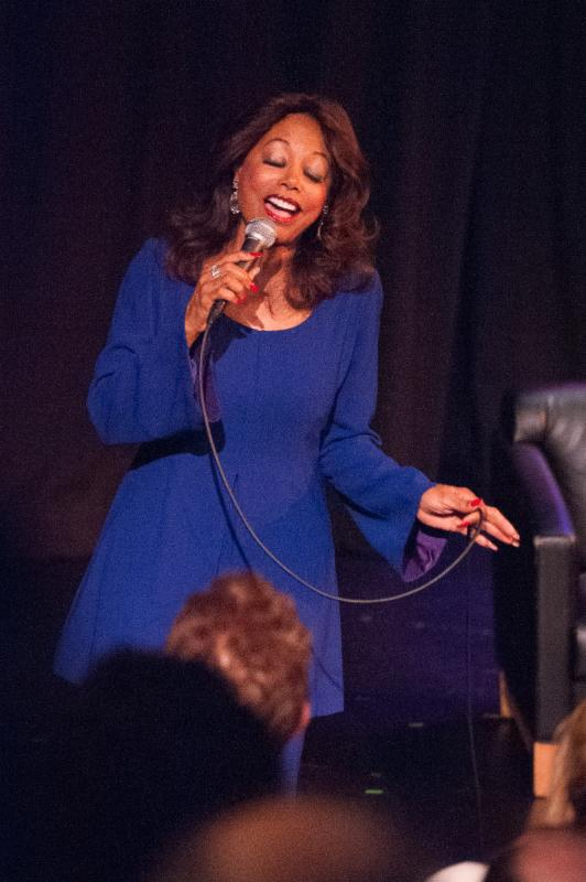 """Florence LaRue, formerly of award-winning group The Fifth Dimension, performs solo show, """"Just As I Am"""""""