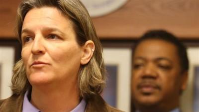 Vicki Yost resigned.