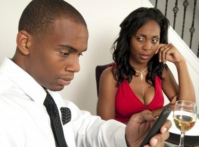 cellphone addict