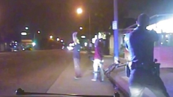 police shoot and kill unarmed man