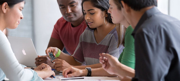 Apple diversity hiring