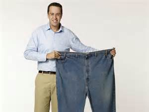 Jared with fat pants