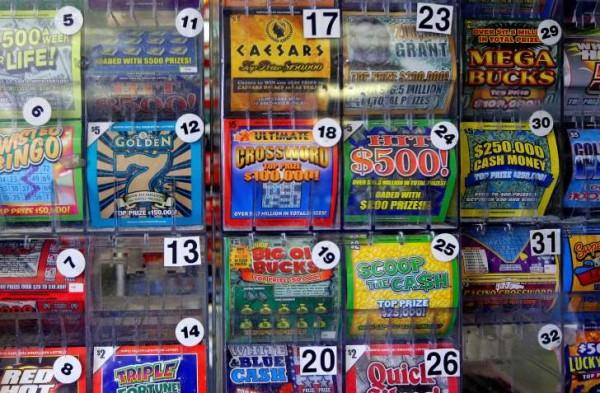 lottery tix