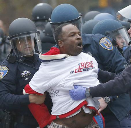 rogue cops & victim