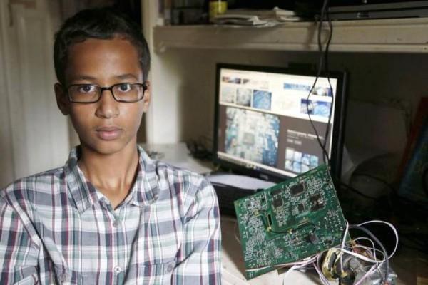 Ahmed Mohamed, 14