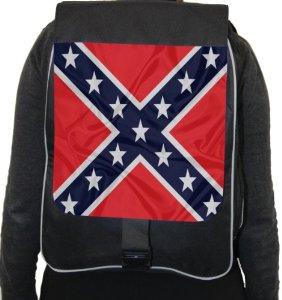 confed flag backpack