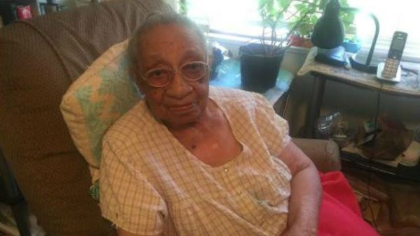 Genora Hamm-Biggs, 103, has been attending Union Baptist Church since she was a child