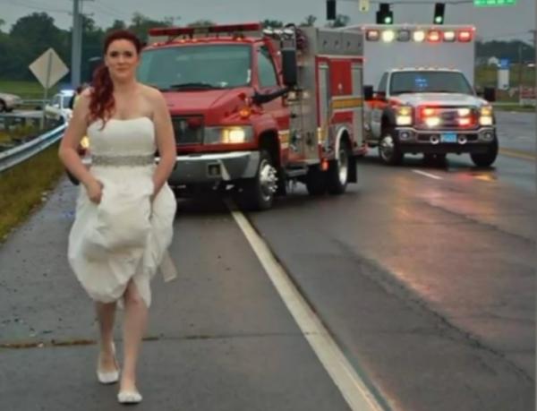 Bride, paramedia