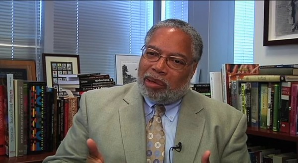 Lonnie Bunch III, Director,  Smithsonian African American Museum