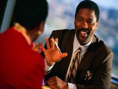 black-man-woman-talking