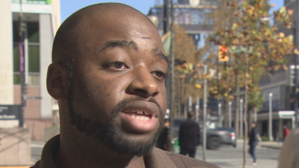 Kyle Lydell Canty seeks refuge in Canada because of police harassment in America.