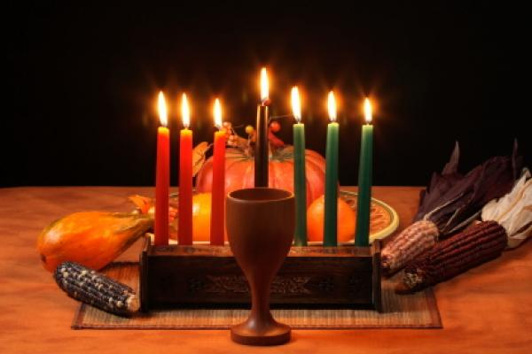 "Kwanzaa.  It's the ""Black Christmas"".  Uh...no."