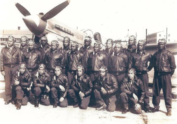 T.uskegee Airmen class 1944-B