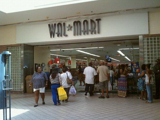 Walmart Baldwin Hills